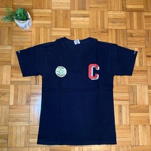 CROOKS AND CASTLES VARSITY STYLE GRAPHIC TEE SHIRT